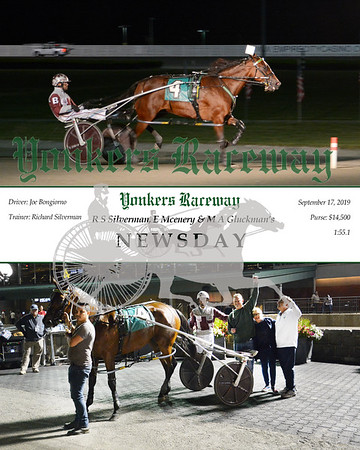 20190917 Race 6- Newsday