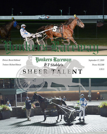 20190917 Race 4- Sheer Talent