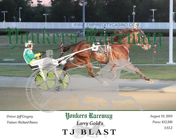 20190919 Race 1- TJ Blast 2