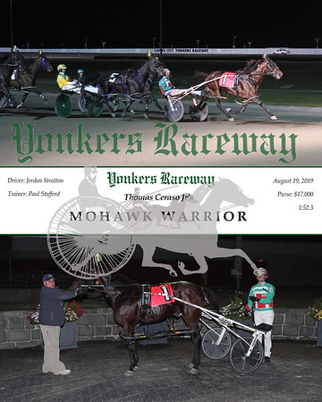 20190919 Race 10- Mohawk Warrior