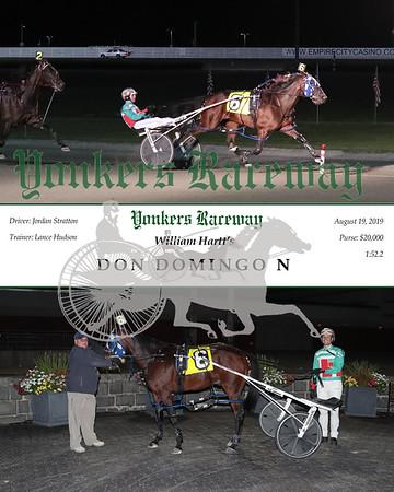 20190919 Race 11- Don Domingo N