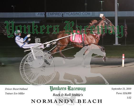 20190921 Race 5- Normandy Beach