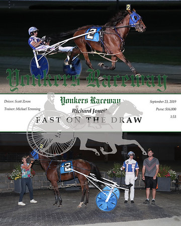 20190923 Race 4- Fast On The Draw