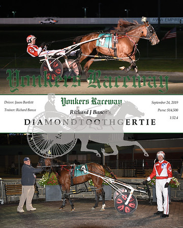 20190924 Race 5- Diamondtoothgertie