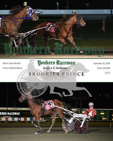 20190926 Race -1- Bookies Prince