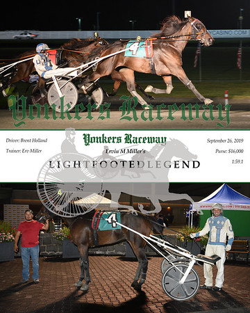 20190926 Race 6- Lightfootedlegend