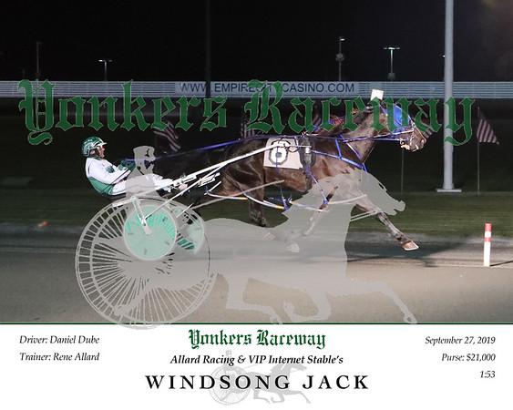 20190927 Race 5- Windsong Jack 2