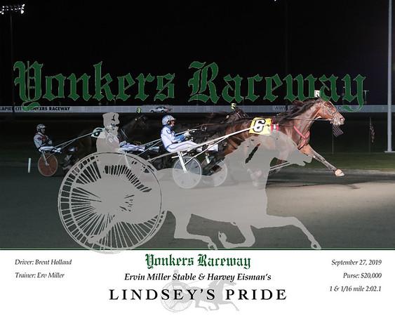 20190927 Race 8- Lindsey's Pride