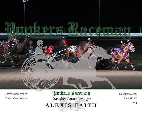 20190927 Race 11- Alexis Faith 2