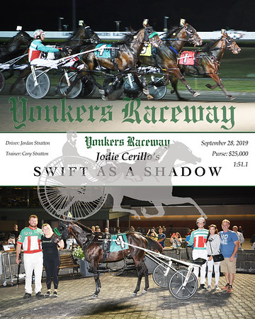 09282019 Race 4- swift as a shadow