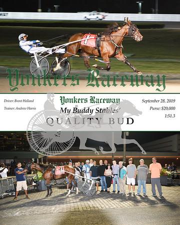 09282019 Race 3- quality bud