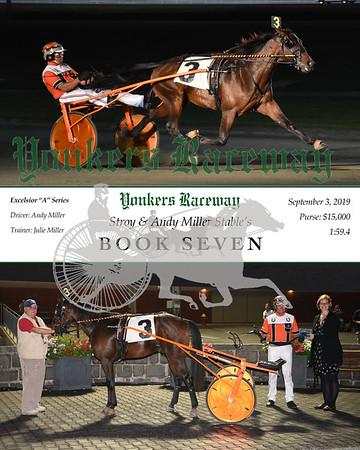09032019 Race 3- Book Seven