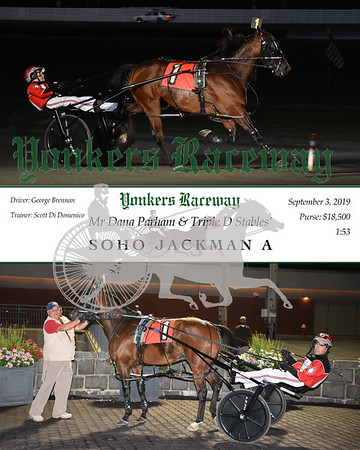 09032019 Race 4- SOHO JACKMAN A