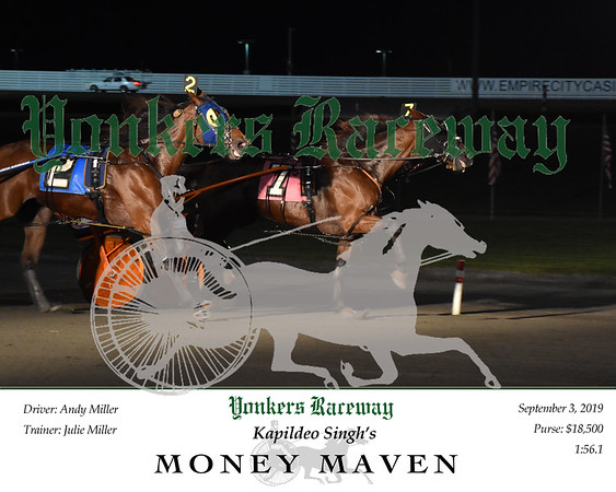 09032019 Race 7- Money Maven 2