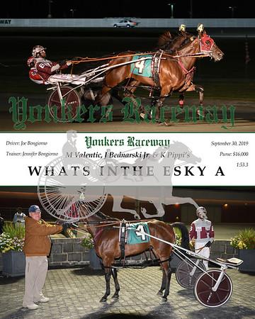 09302019 Race 7-Whats InThe Esky A