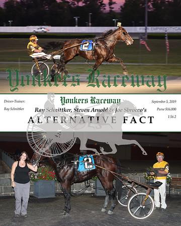 09052019 Race 2- Alternative Fact