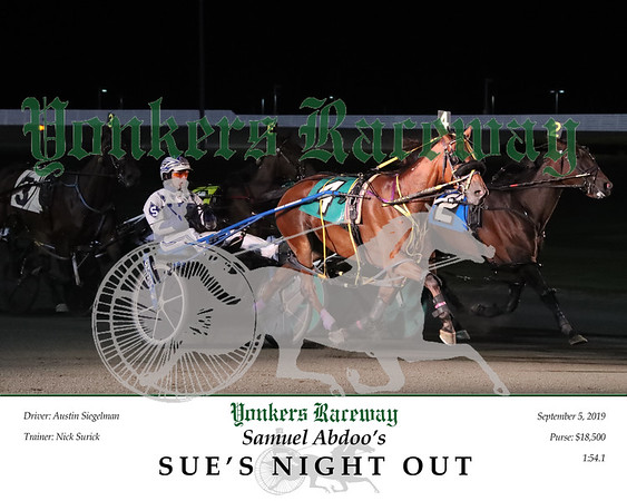 09052019 Race 12- sue's night out