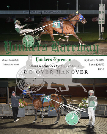 09062019 Race 7- Do Over Hanover