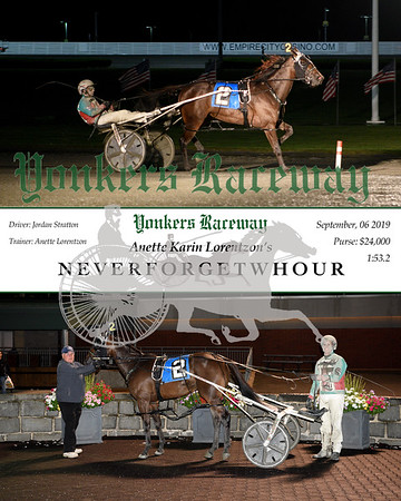 09062019 Race 5- Neverforgetwhour