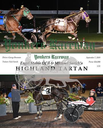 09072019 Race 4- highland tartan