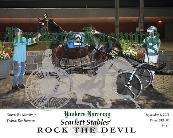09092019 Race 12- rock the devil
