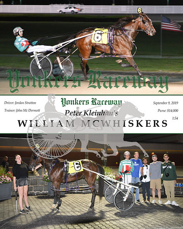 09092019 Race 3- william mcwhiskers