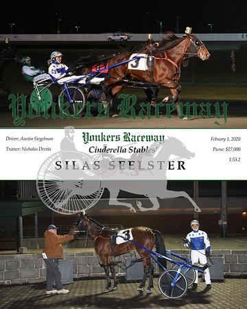 20200201 Race 7- Silas Seelster
