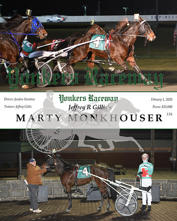 20200201 Race 3- Marty Monkhouser