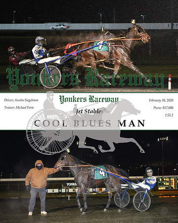 20200210 Race 8- Cool Blues Man