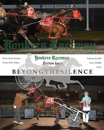 20200210 Race 1- Beyongthesilence