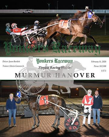 20200211 Race 5- Murmur Hanover