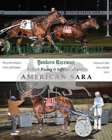 20200211 Race 8- American Sara