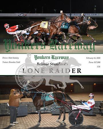 20200214 Race 5- Lone Raider