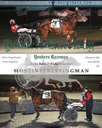 20200214 Race 8- Mostinterestingman