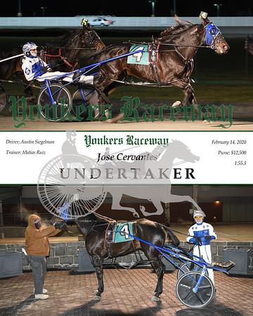 20200214 Race 3- Undertaker
