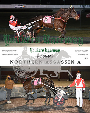 20200214 Race 1- Northern Assassin A