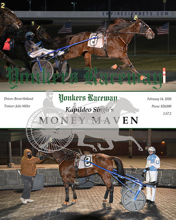 20200214 Race 2- Money Maven