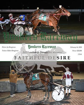 20200214 Race 6- Faithful Desire