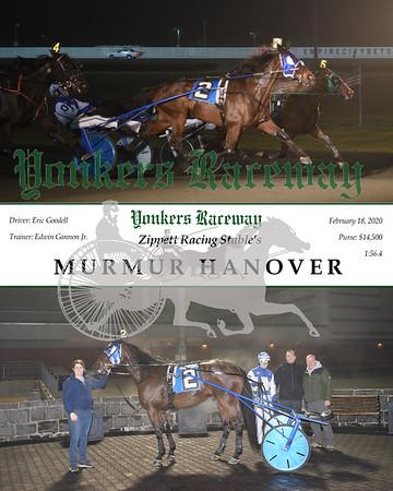 20200218 Race 6- Murmur Hanover