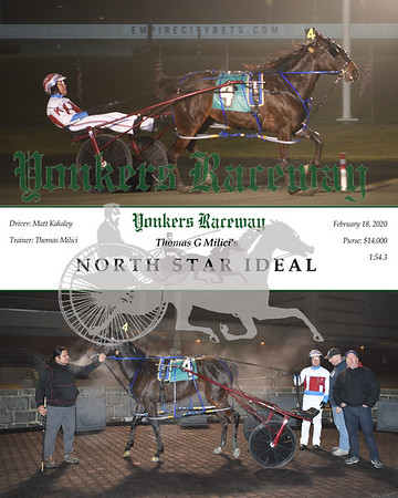 20200218 Race 1- North Star Ideal