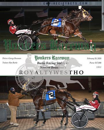20200220 Race 7- Royaltywestho