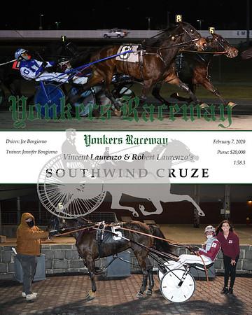 20200207 Race 9- Southwind Cruze