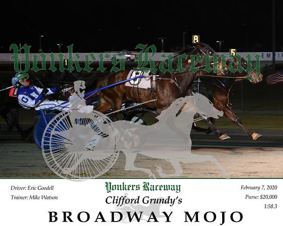 20200207 Race 9- Broadway Mojo