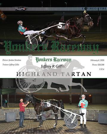 20200208 Race 5- Highland Tartan