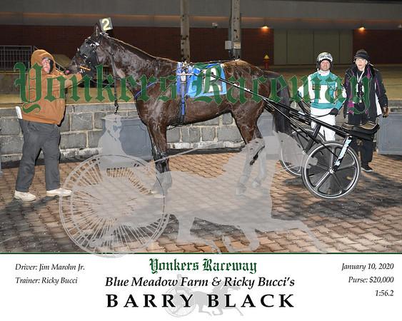 20200110 Race 2- Barry Black