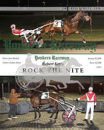 20200110 Race 6- Rock The Nite