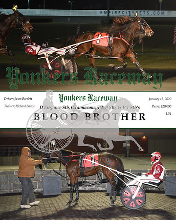 202001113 Race 11-Blood Brother