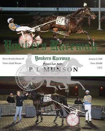 202001113 Race 2- P L Munson
