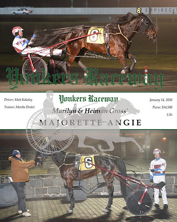 20200114 Race 9- Majorette angie
