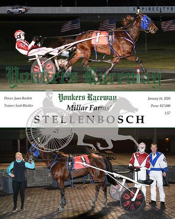 20200116 Race 8- Stellenbosch
